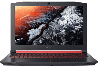 ACER AN515 51 72MF Intel® Core™ i7-7700HQ İşlemci (6MB Önbellek, 3.80 GHz'e kadar) 12GB 1TB 4GB GT1050 / W10 Gaming Notebook
