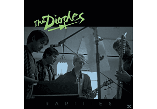 The Diodes - Rarities - (CD)