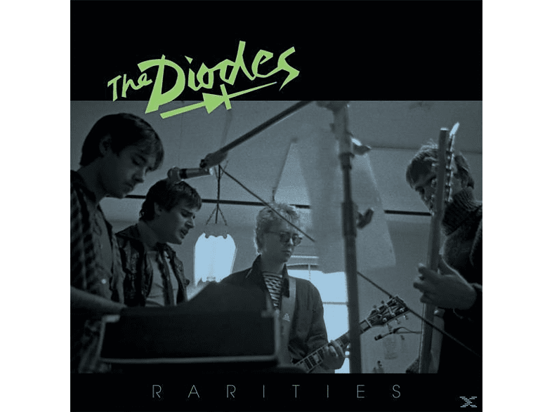 The Diodes - Rarities [CD]
