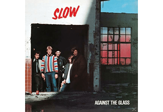 Slow - Against The Glass (Blue/Pink Half-Half-Vinyl) - (Vinyl)