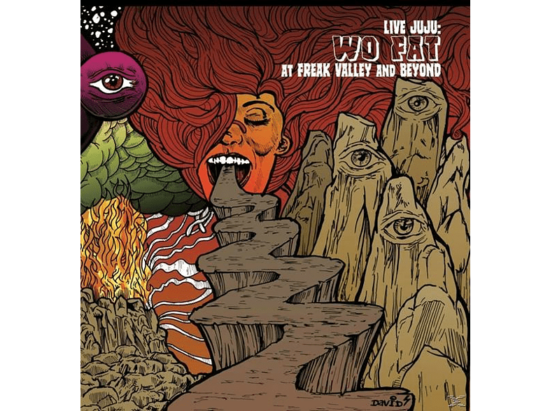 Wo Fat - Live Juju: Freak Valley And Beyond [CD]