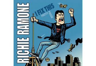 Richie Ramone - I Fix This - (Vinyl)