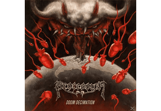 The Procession - Doom Decimation - (CD)