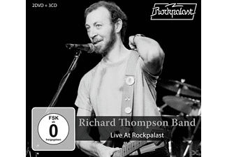 Richard Thompson - Live At Rockpalast 1983 & 1984 - (CD + DVD Video)