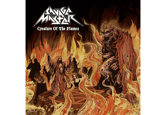 Savage Master - Creature Of The Flame (Transparent Beer Coloured) - (Vinyl)