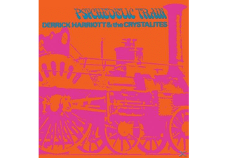 Derrick Harriott, The Crystalites - Psychedelic Train ( Expan.Edition 13 Bonustracks) - (CD)