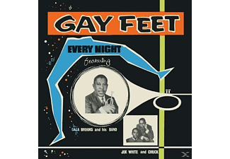 VARIOUS - Gay Feet ( Expanded Edition-13 Bonustracks) - (CD)