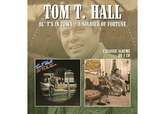 Tom T. Hall - Ol' T's In Town/A Soldier Of Fortune - (CD)