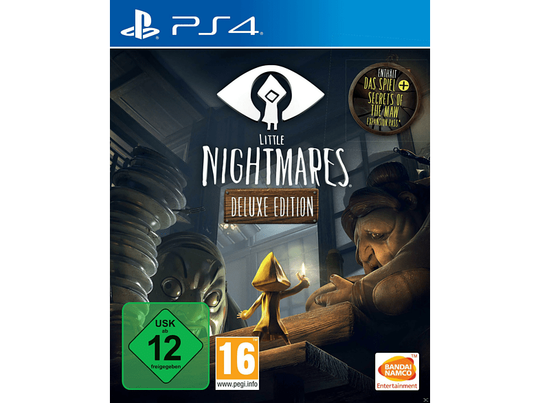 Little Nightmares (Deluxe Edition) [PlayStation 4]