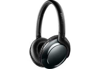 PHILIPS SHB4805DC, Over-ear Kopfhörer, Headsetfunktion, Bluetooth, Anthrazit