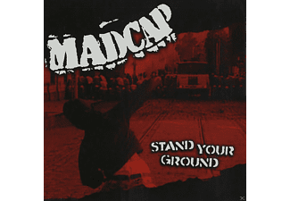 Madcap - STAND YOUR GROUND - (CD)