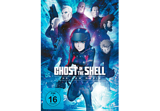 Ghost in the Shell - The New Movie - (DVD)