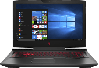 "HP Omen 17-an014nh notebook 2GQ45EA (17.3"" Full HD/Core i7/16GB/1TB HDD + 256GB SSD/GTX1070 8GB/Win 10)"