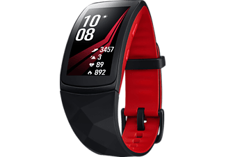 SAMSUNG  Gear Fit2 Pro Smartwatch Silikon, S, Rot