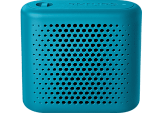PHILIPS BT55A/00, Bluetooth Lautsprecher, Blau