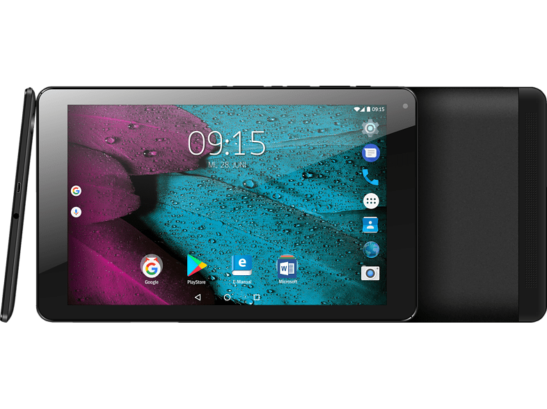 ODYS Pace 10 - LTE Office Edition 16 GB LTE   Android-Tablet Schwarz