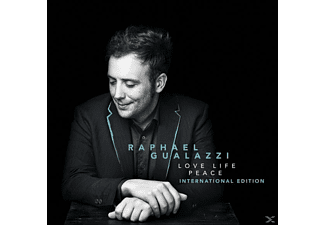 Raphael Gualazzi - Love Life Peace (International Edition) - (CD)