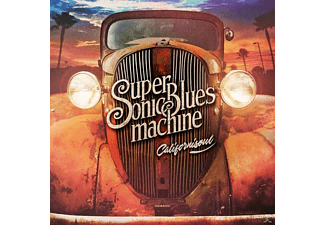 Supersonic Blues Machine - Californisoul - (CD)