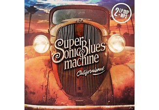 Supersonic Blues Machine - Californisoul (180g 2LP+MP3) - (LP + Download)