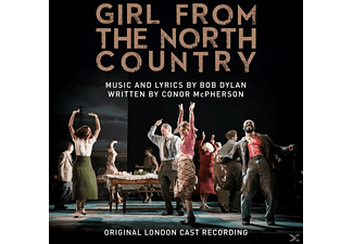 Original London Cast Of Girl F - Girl From The North Country (Orig.London Cast Rec) - (CD)