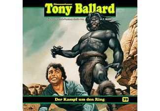 Tony Ballard 29-Der Kampf um den Ring - 1 CD - Horror