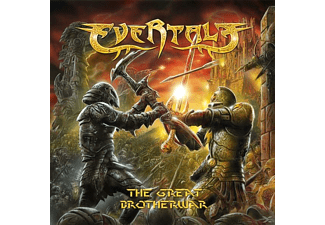 Evertale - The Great Brotherwar - (CD)