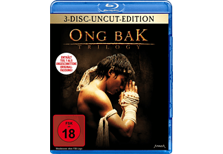 Ong Bak Trilogy - 3-Disc-Uncut-Edition - (Blu-ray)