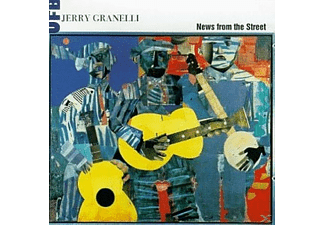 Jerry Granelli - News From The Street - (CD)