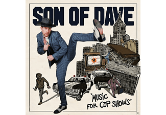 Son Of Dave - Music For Cop Shows - (LP + Download)