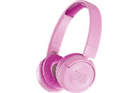 JBL JR300BT, On-ear Kopfhörer, Pink