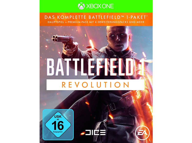 Battlefield 1 - Revolution Edition [Xbox One]