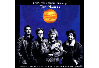 Jens Winther Group - The Planets - (CD)