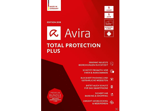 Avira Total Protection Plus 2018 - 1 Gerät
