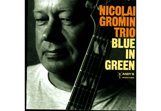 Nikolaj Gromin Trio - Blue In Green - (CD)