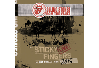 The Rolling Stones - Sticky Fingers Live At The Fonda Theatre (Limited Edition) (Vinyl LP + DVD)