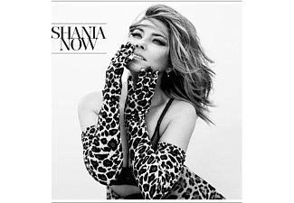 Shaina Twain - Now (Deluxe Edition) (CD)