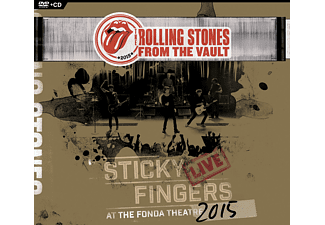 The Rolling Stones - Sticky Fingers Live (DVD + CD)