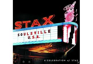 VARIOUS - Soulsville U.S.A.: A Celebration Of Stax (3CD) - (CD)