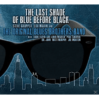 Original Blues Brothers Band - Last Shade Of Blue Before Black [CD]