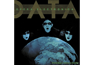 Data - Opera Electronica - (CD)