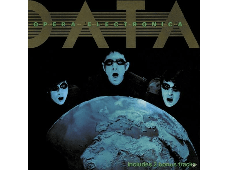 Data - Opera Electronica [CD]
