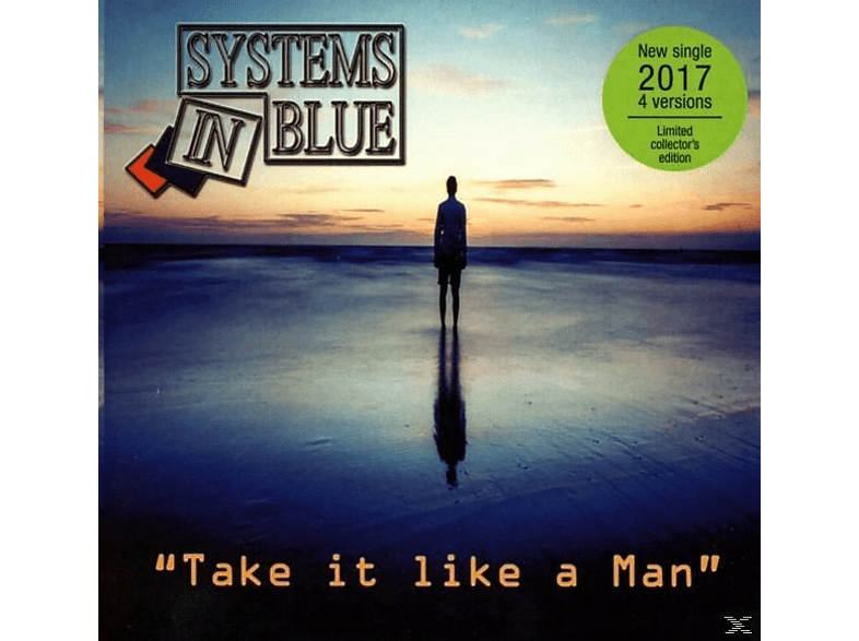 Systems In Blue - Take It Like a Man [CD]