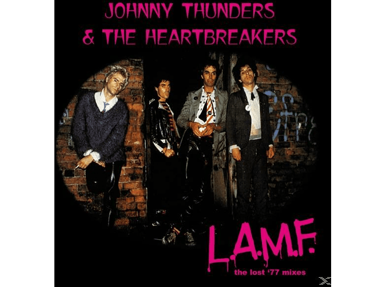 Johnny Thunders, The Heartbreakers - L.A.M.F.(The Lost 77 Mixes/40th Anniversary Ed.) [CD]