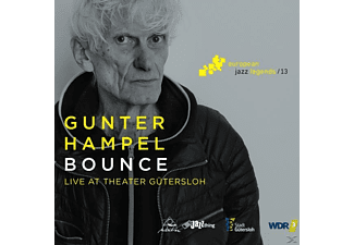 Gunter Hampel - Bounce - (CD)