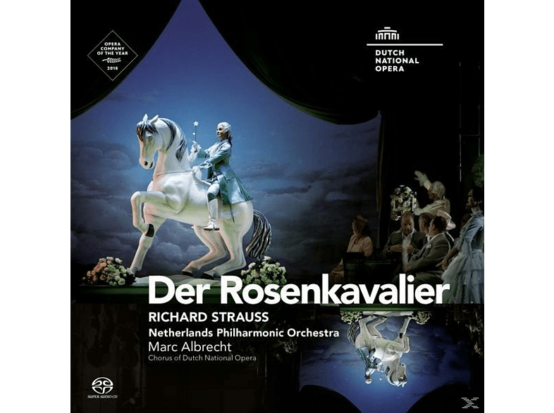 Dutch National Opera - Der Rosenkavalier [SACD Hybrid]