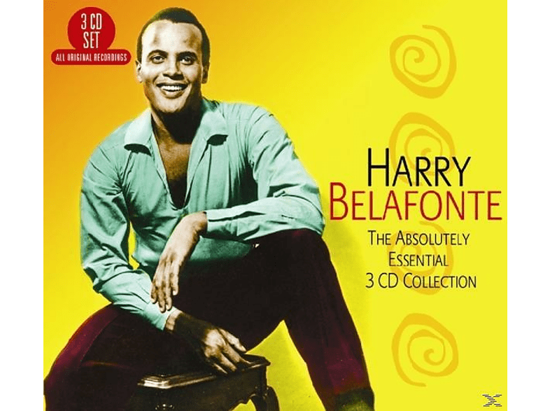 Harry Belafonte - The Absolutely Essential [CD]