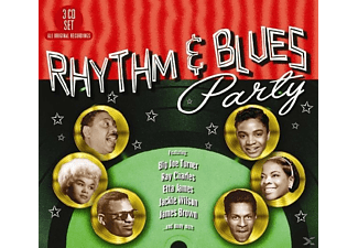 VARIOUS - Rhythm & Blues Party - (CD)