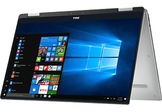 "DELL XPS 13 9365-240798 ezüst 2in1 eszköz (13,3"" Full HD touch/Core i5/8GB/256GB SSD/Windows 10)"