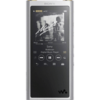 SONY NW-ZX300 Mp3-Player (Silber)
