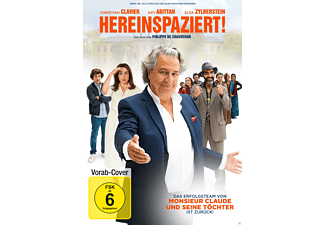 Hereinspaziert! - (DVD)